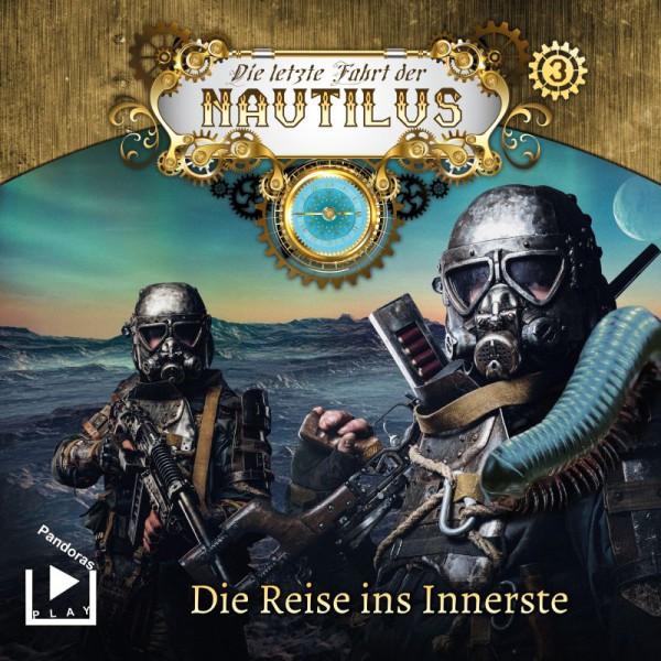 Die letzte Fahrt der Nautilus 3 – Die Reise ins Innerste