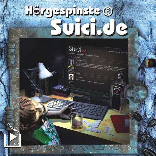 Hörgespinste 06 - Suici.de