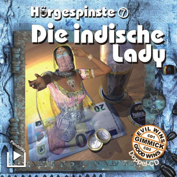 Hörgespinste 07 - Die indische Lady