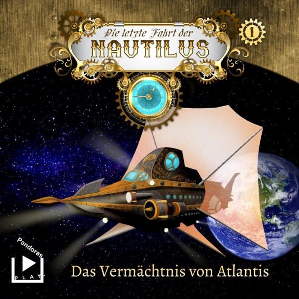 Die letzte Fahrt der Nautilus 1 – Das Vermächtnis von Atlantis