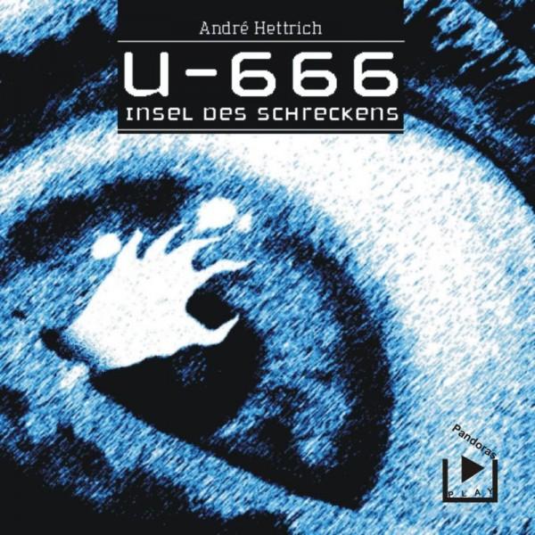 Die Chroniken U666 02 - Insel des Schreckens