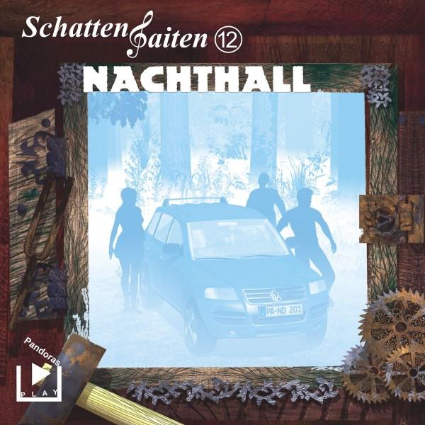 Schattensaiten 12 - Nachthall