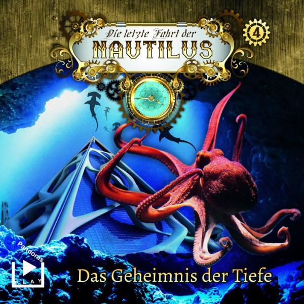 Die letzte Fahrt der Nautilus 4 – Das Geheimnis der Tiefe